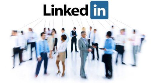LinkedIn affärsnätverk