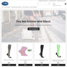 webbshop med stödstrumpor osofinaben.se