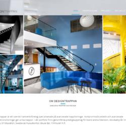Designtrappan Nordic - experter på avancerade trapplösningar